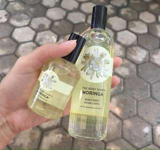 THE BODYSHOP PARFUME! Sepaket just 170k!