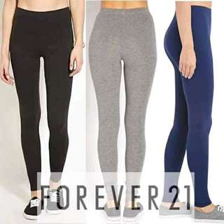 Forever 21 Leggings