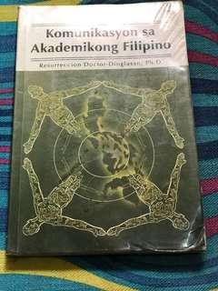 Filipino book