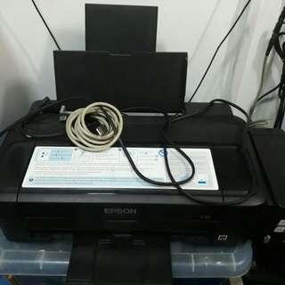 No Power Printer
