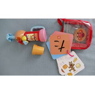 Anpanman toys