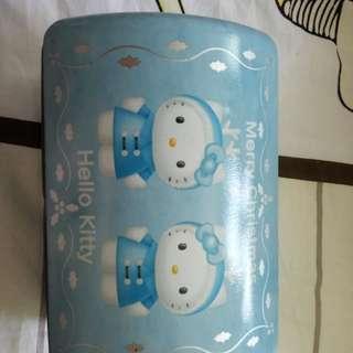 Hello kitty鐵盒