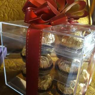 Ferrero rocher 18 pieces