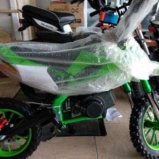 Motocross mini bisa kredit cepat