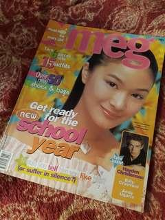 Meg Magazine - May 2002