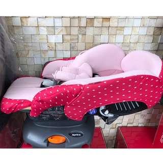 Aprica Lie-flat Car Seat