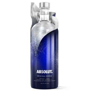 Brand New Sealed Absolut Uncover Limited Edition 2017 Vodka (40% alcohol, 1 Litre)