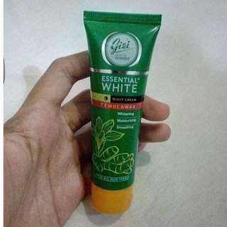 Gizi Essential White with Temulawak Night Cream