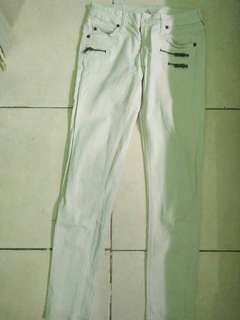 #diskonnih Mango trousers harga asli 450.000