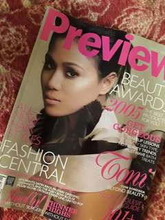Preview Magazine - November 2005
