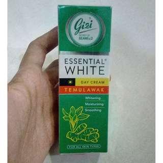 Gizi Essential White with Temulawak Day Cream
