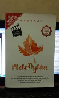 Novel melodylan by Asriaci