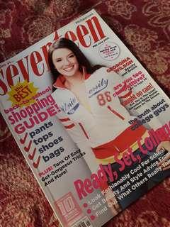Seventeen Magazine- June 2005
