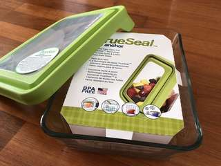 True Seal Glass Container 1.5L
