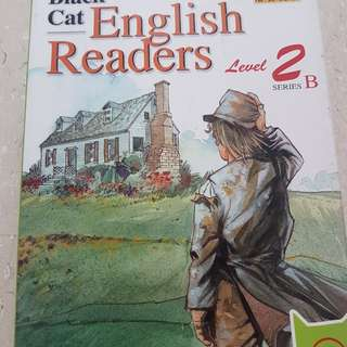 English story books with CD (level 2 & 3)