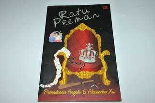 Novel Ratu Preman - Primadonna Angela & Alexandra Xu Teenlit