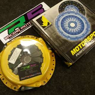 RHINO Racing Clutch 5Puck Plate