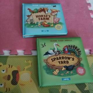 Horse's Farm & Sparrow's Yard book