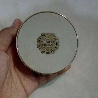 The Face Shop Oil Control Water Cushion V203 Natural Beige