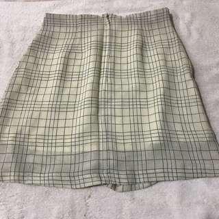Dirty White Skirt