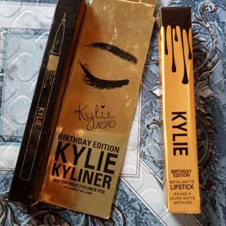 Kylie Combo Birthday Edition