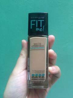 Maybelline Fit Me Matte + Poreless Shade 238