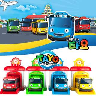 BMT405 - Tayo Buses with/without Launcher