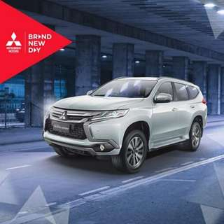 CASH/KREDIT ALL NEW PAJERO SPORT 2018
