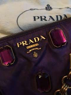 Original PRADA clutch
