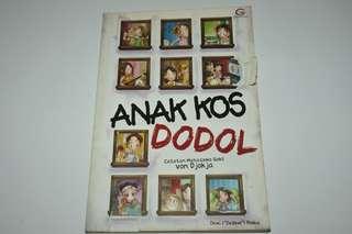 """Anak Kos Dodol - Dewi """"Dedew"""" Rieka"""