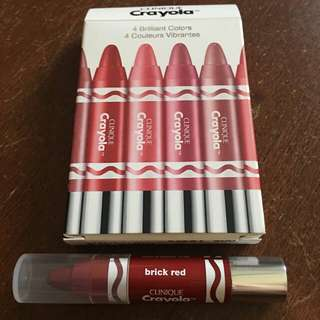 Brand New Clinique Crayola Chubby Stick Intense