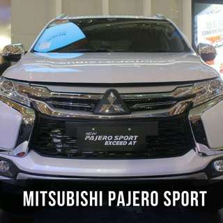 PAJERO SPORT EXCEED AT 2018