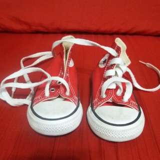 Authentic converse for kid