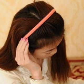 Aksesoris Rambut Bandana Bando Headband Cantik model korea - BHR020
