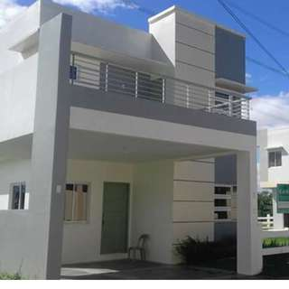 Affordable 5 Bedrooms, 3 T&B with 2 Car Garage and Balcony In San Jose Del Monte Bulcan