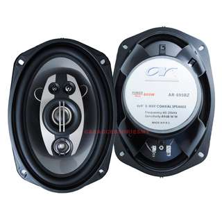 "American Research AR-695BZ 6x9"" 5-way coaxial speaker 800W"