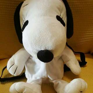 Authentic Snoopy Kids Backpack