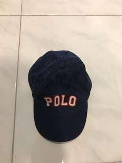 Polo Base Ball Cap for toddler