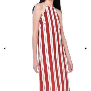 Editors market stripe dress