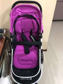 Baby Pram (almost new)