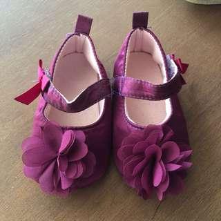 Prewalker Baby Girl Shoes