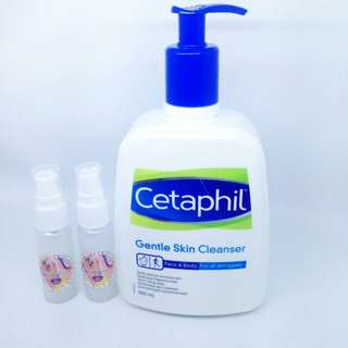 Cetaphil Gentle Skin Cleanser - Ready share in bottle 20 ml