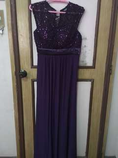 Formal Long Evening Dress