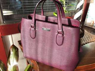 KATE SPADE EVANGELIE in Purple