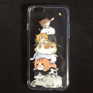 Cute cats iphone 6s case