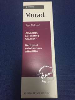 Murad AHA/BHA Exfoliating Cleanser (200ml)
