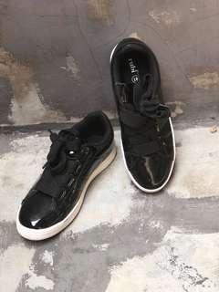 Black Sneakers #BONUSMARET
