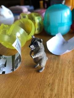 🚚 K-DON 壁咚系列 小浣熊