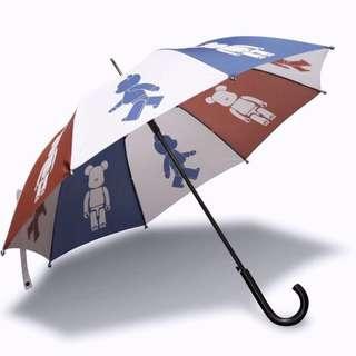Harbour City X Bearbrick 海港城限量絕版雨傘