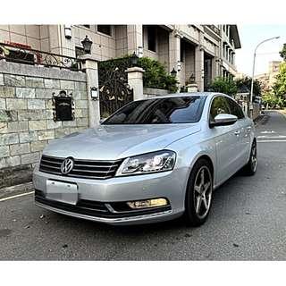 2011 Volkswagen Passat 2.0 TSI 210匹大馬力 配合Goo日本鑑定及HOT雙認證